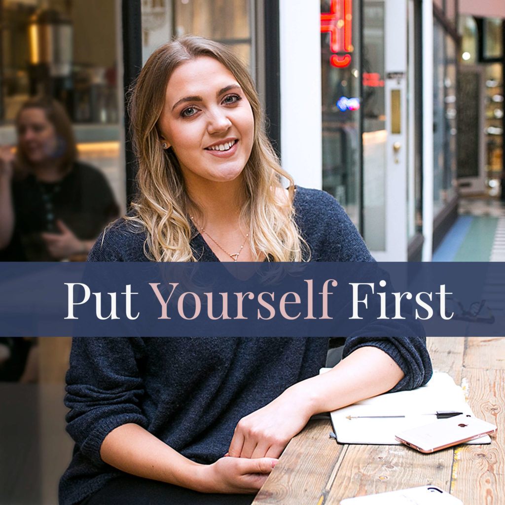 Put Yourself First Podcast Kat Horrocks