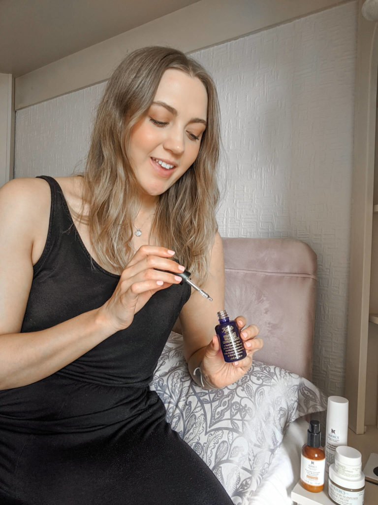 Kiehl's Skincare Routine for Hydration and Protection in Summertime Kat Horrocks Blog