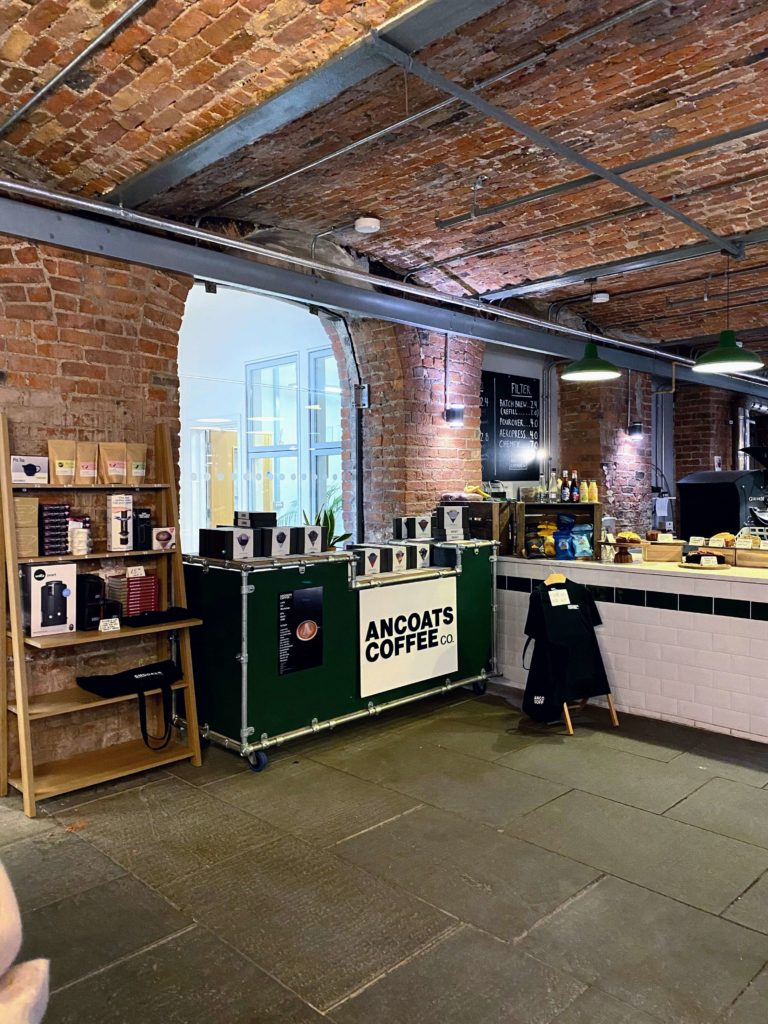 Ancoats Coffee Manchester