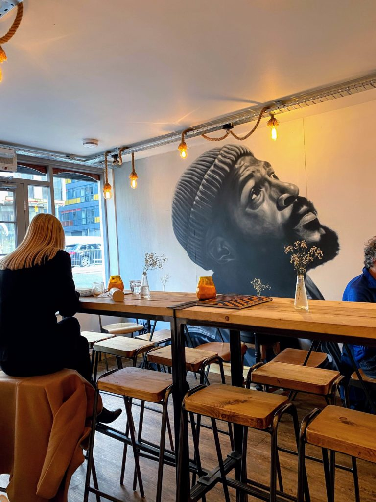 A Day Out in Manchester Soul Coffee Northern Quarter