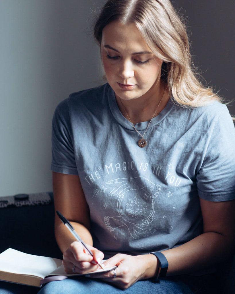 Kat Horrocks Mindset Business and Success Coach for Women