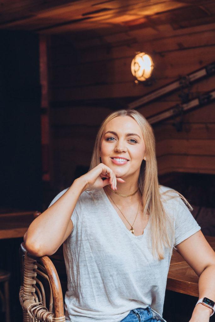 Put Yourself First Sisterhood founder Kat Horrocks